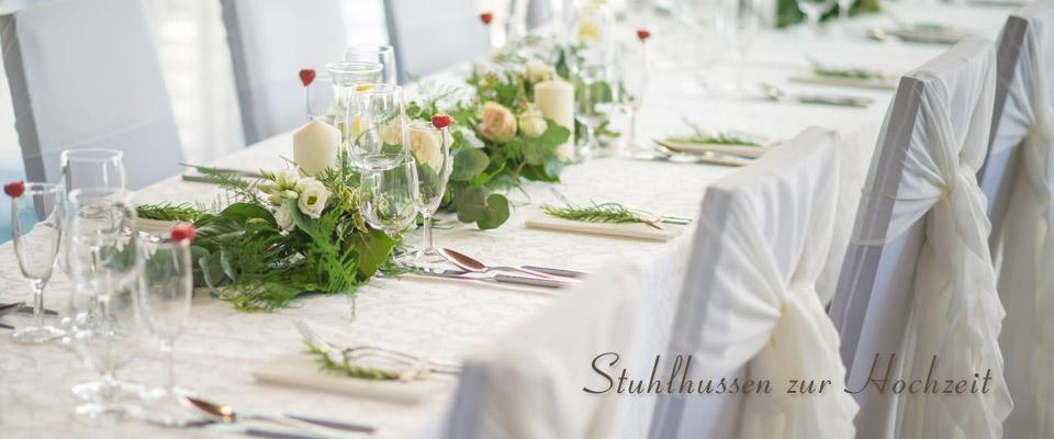 Stuhlhussen Zur Hochzeit Mieten 1