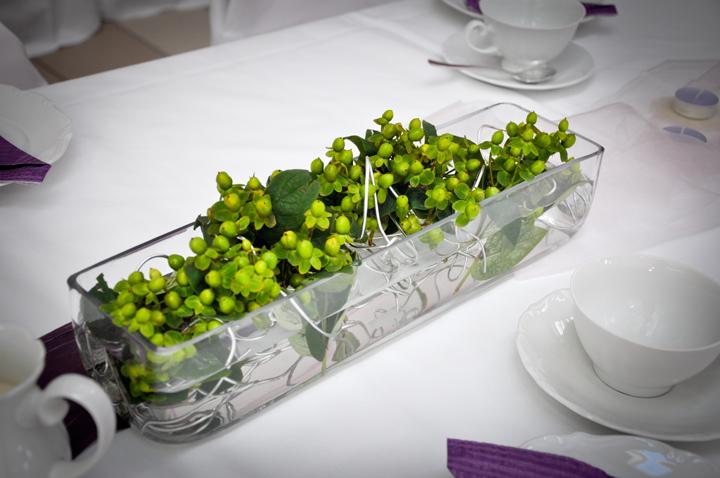 Hochzeitsfloristik brautstrau tischdeko und blumenschmuck - Tischdeko brautpaar ...